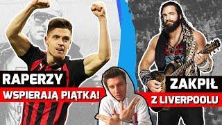Paluch MOTYWUJE Piątka / Wrestler WWE rozwścieczył Liverpool!