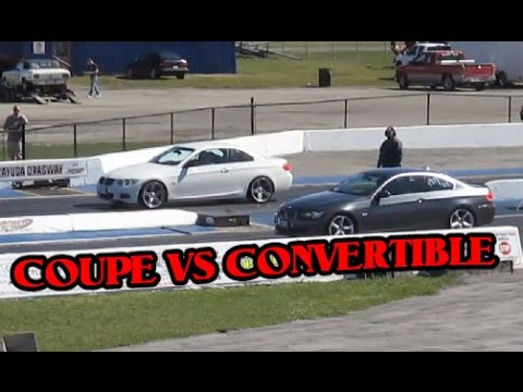 Bmw 335i Convertible Vs Coupe