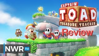 Captain Toad: Treasure Tracker (Switch) Review (Video Game Video Review)