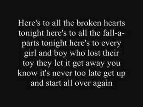 Never Too Late - Hedley with lyrics