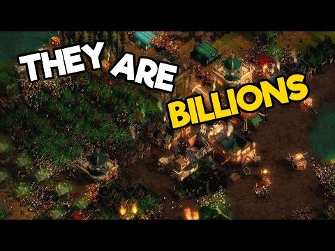 They Are Billions Gameplay #5 - Special Infected Can JUMP!?