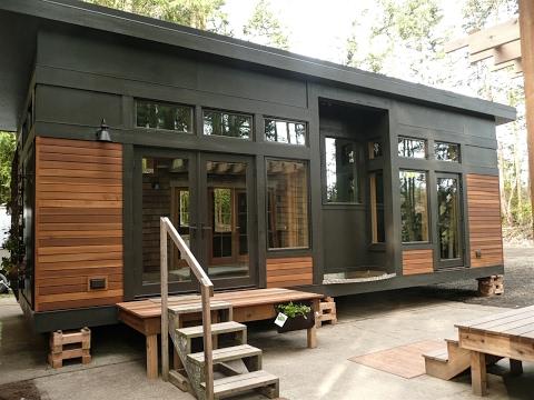 Tiny Mobile Homes for Homeless Design Ideas