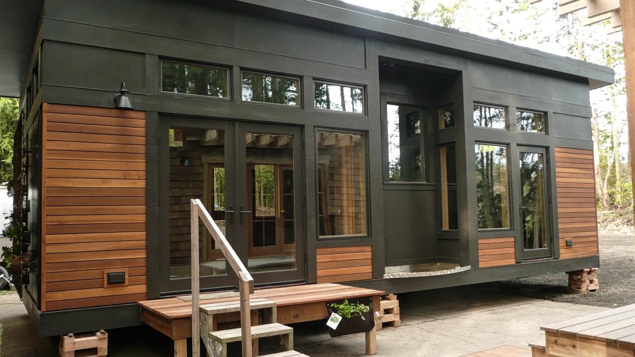 Tiny Mobile Homes for Homeless Design Ideas YouTube