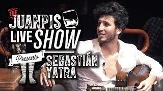 The Juanpis Live Show - Entrevista a Sebastián Yatra