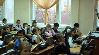 Видео-урок мокшанского языка во 2 классе