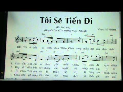 681. THANH VINH 114 / CN24 TNB /  TOI SE TIEN DI / MI GIANG