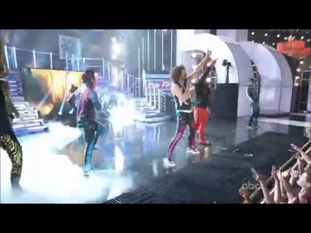 Lmfao Party Rock Anthem Live Sorry For Party Rocking Live At Billboard Music Awards 2012 Hd