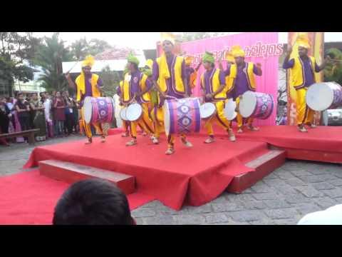 YUVATHARANG Nazik DHOL FIRST PRIZE winning video at DON BOSCO Vaduthala