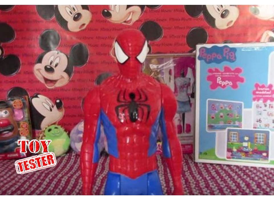 Spiderman Juguetes De The En Ultimate EspañolJugamos Con Ny8nOvm0w