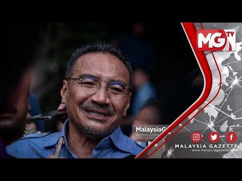TERKINI CUKUP-CUKUP LAHH Saya Jadi Mangsa Enam Bulan - Hishammuddin Tun Hussien