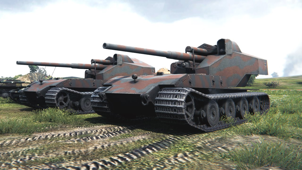 World of Tanks WT auf E-100 - 9 Kills - 9.9K Damage - YouTube
