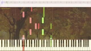 3 сентября - Шуфутинский Михаил (Ноты и Видеоурок для фортепиано) (piano cover)