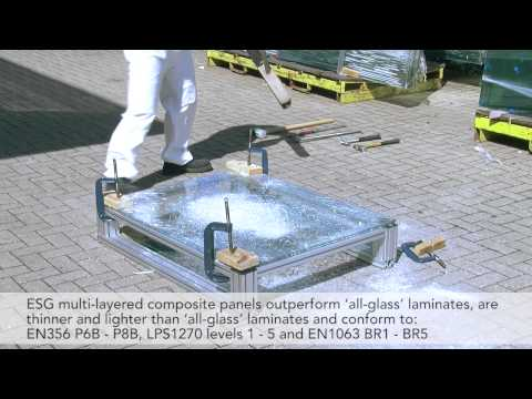 ESG Secure glass video