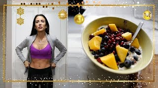 Healthy Routine and How I Stay Fit #Vlogmas 2 | Tamara Kalinic
