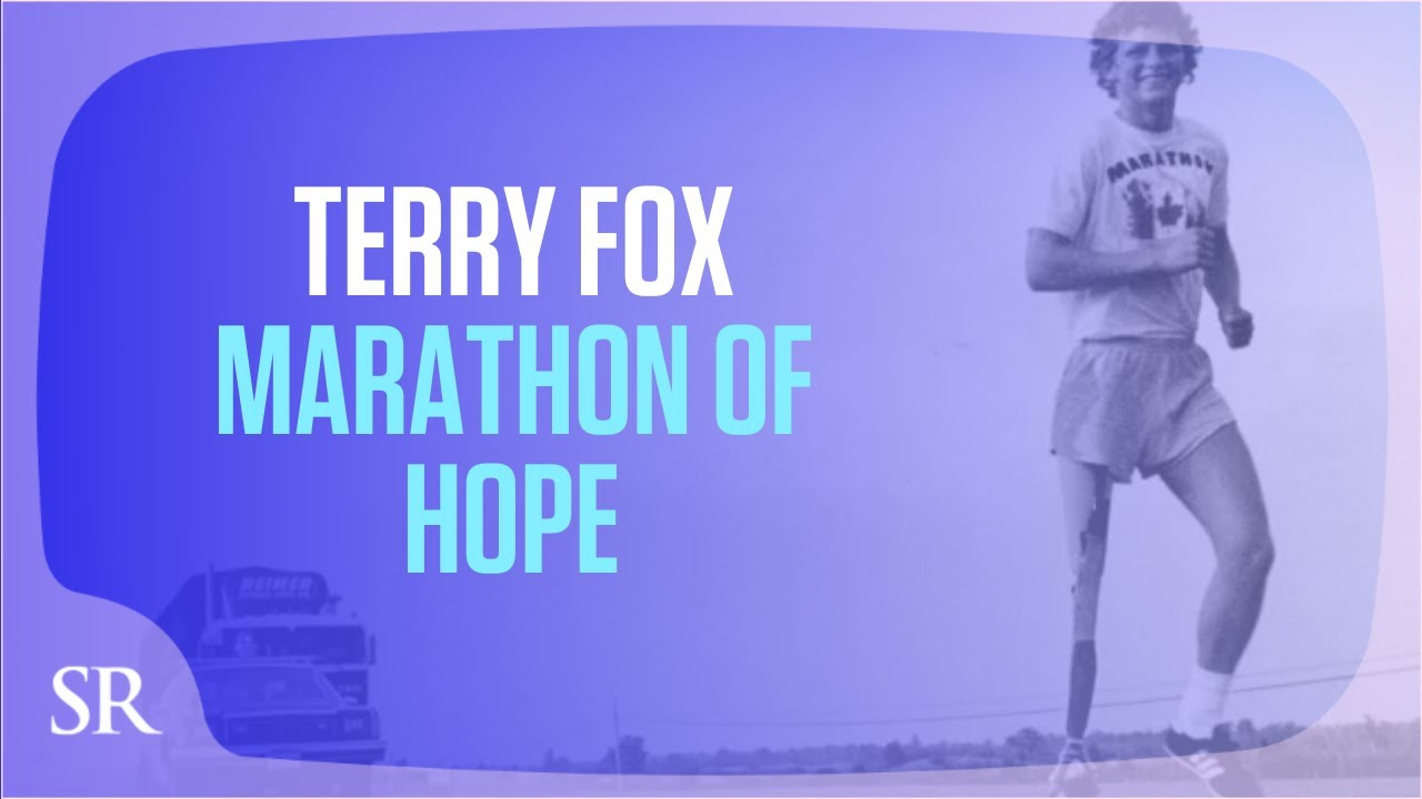 Terry Fox : Marathon of Hope