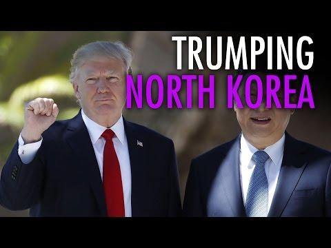 Jack Posobiec: Will Trump Strike North Korea?