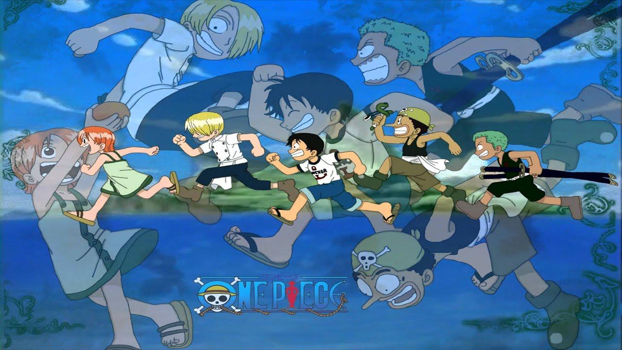 One Piece Opening 10 - NightCore - YouTube
