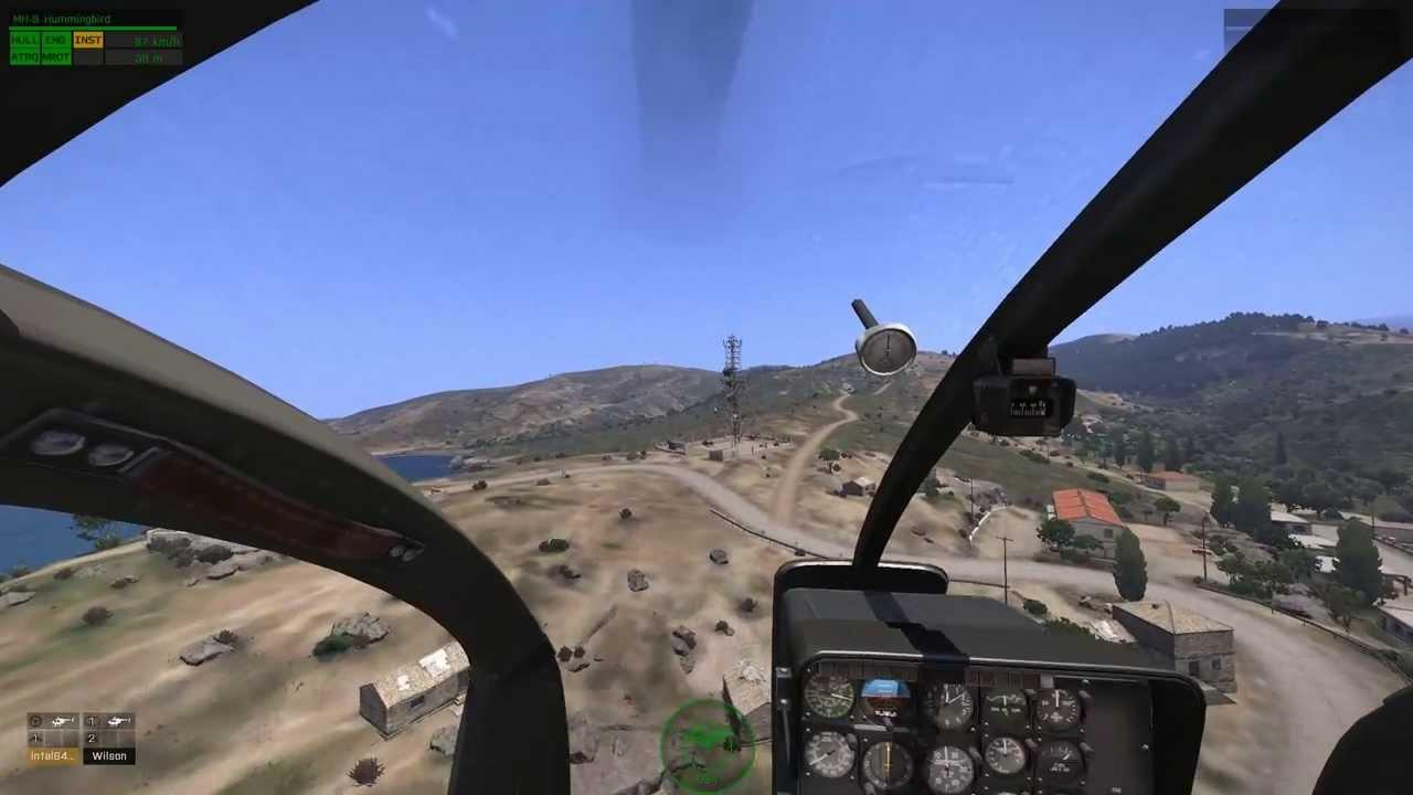 Arma 3: Precision Flight with Joystick, Throttle, Pedals ...