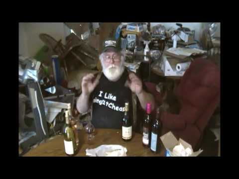 PawPaw's Redneck Wine Tasting and Review of Cheap Walmart Wines