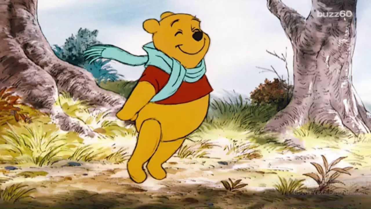 e62291e15e8d Winnie the Pooh is based on a female bear