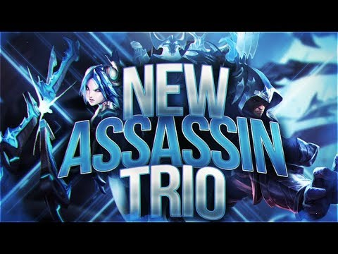 LL STYLISH | MY NEW ASSASSIN TRIO !