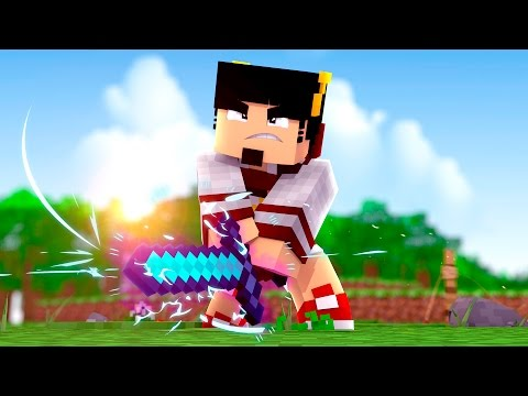 Minecraft: SURVIVAL - ESPADA MAIS FORTE Ep.7 ‹ AMENIC ›