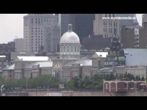 Montreal, Saint Lawrence Boat Tour - Canada HD Travel Channel