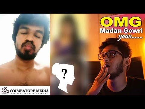Madan Gowri Hacked ?/MG leaks/OMG Talks/Coimbatore Media