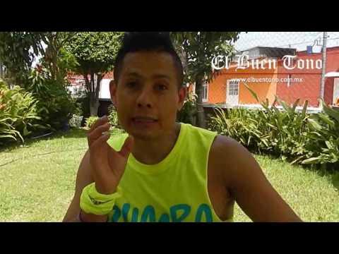 Entrevista_Armando Garcia Zumba Jammer Mexico