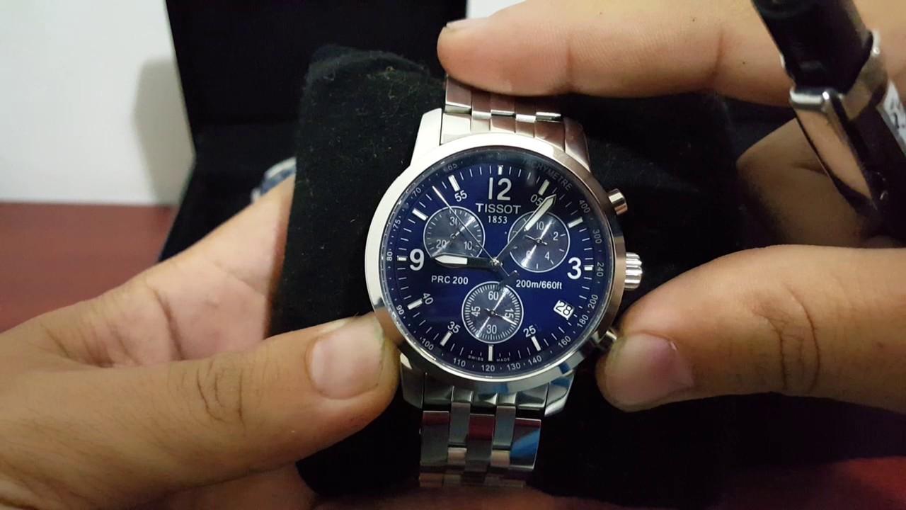 8f2779f8d31 Relógio Tissot Prc 200 - YouTube