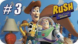 Rush: Una Aventura Disney Pixar - Capítulo 3 - Mundo de Toy Story