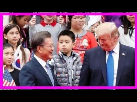 Donald Trump - Donald trump and melania landed in seoul - novinite.com - sofia news business enterp