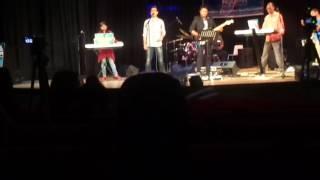 Lalshobuj at ABBMA 2015 - Bayanno Tash - Cover song of Bappa Majumdar