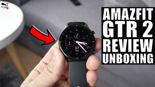 Amazfit GTR 2 REVIEW: Now It Is A REAL Smartwatch!