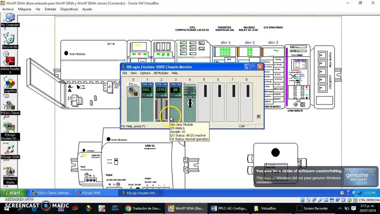 t u00c9l u00c9charger rslogix emulate 5000 v20