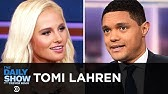 """Tomi Lahren - Giving a Voice to Conservative America on """"Tomi"""": The Daily Show"""