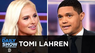 Repeat youtube video The Daily Show - Tomi Lahren - Giving a Voice to Conservative America on