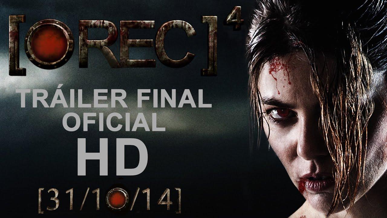 Rec 4 Trailer Final Oficial Hd Ya En Cines Youtube