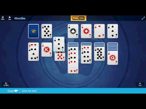 Microsoft Solitaire Collection: Klondike - Expert - March 27th, 2017