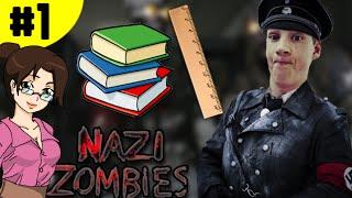 Nazi Zombies Voor Beginners! - Black Ops Nazi Zombies #1