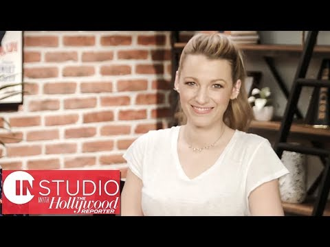 Download Youtube: In Studio With Blake Lively: Playing a Blind Woman Who Regained Sight in 'All I See is You' | THR