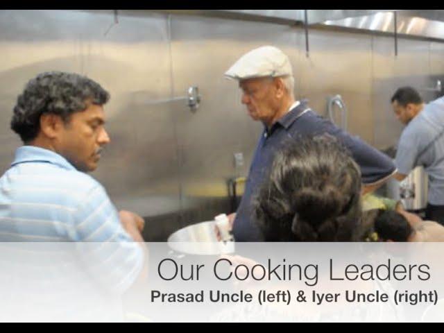 KANE Onasadhya Cooking- Visit: www.kaneusa.org
