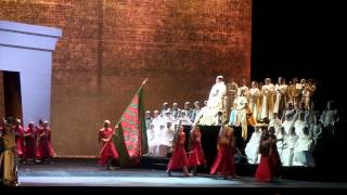 Aida II Act - Marcia Trionfale / Triumphal March (Teatro alla Scala)