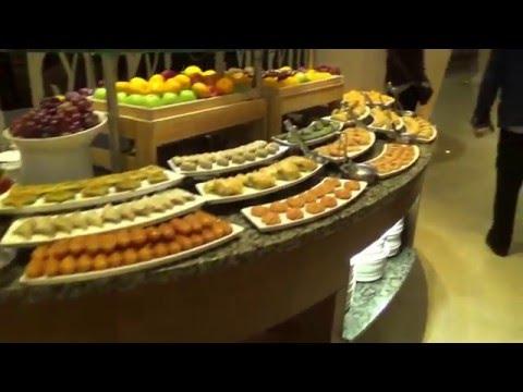 Türkei Hotel Maxx Royal in Belek Luxushotel Buffett Speisesaal
