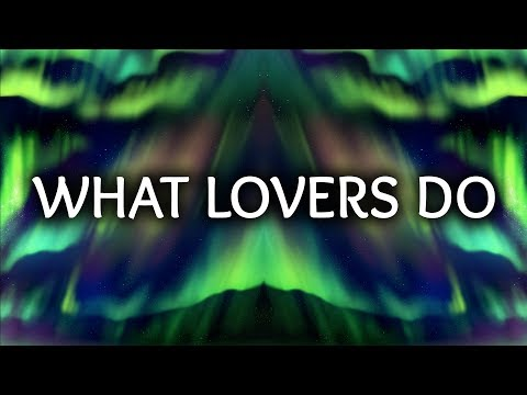 Maroon 5 ‒ What Lovers Do (Lyrics / Lyric Video) ft. SZA