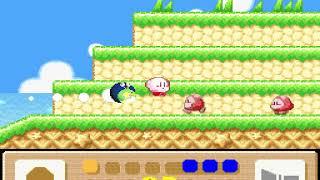 "[TAS] SNES Kirby's Dream Land 3 ""best ending"" by WaddleDX in 1:04:01.22"