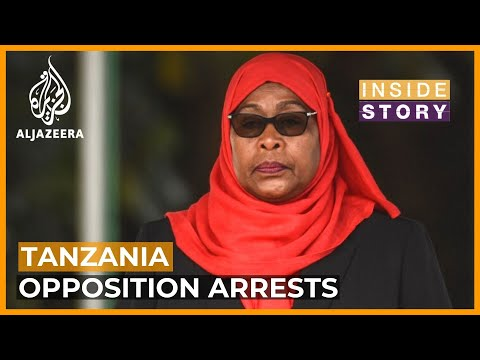 Are democratic reforms at risk in Tanzania? | Inside Story