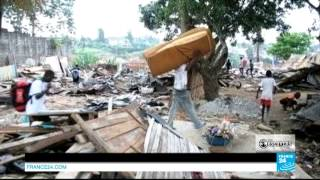 Razed slums in Ivory Coast and tensions in Burundi  - @Observers