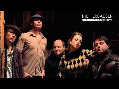 Jake/The Herbaliser Interview - Soundcrash Podcast 2012