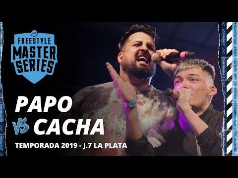 PAPO VS CACHA  - FMS ARGENTINA JORNADA 7 TEMPORADA 2019